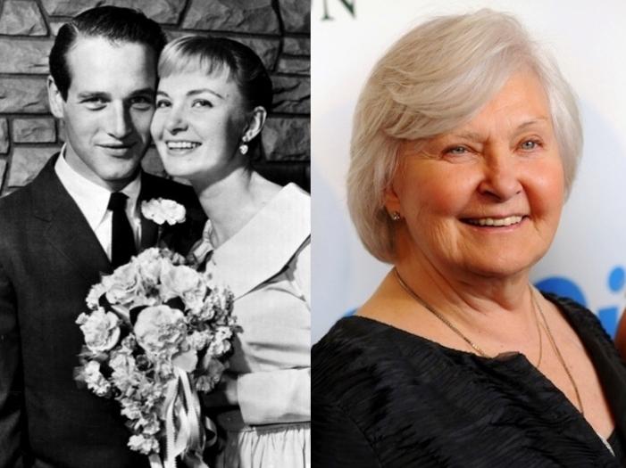 JOANNE WOODWARD 89 YEARS OLD