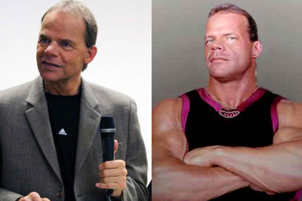 LEX LUGER, 60 YEARS OLD