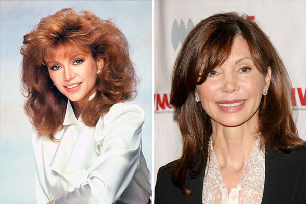 VICTORIA PRINCIPAL, 68 YEARS OLD